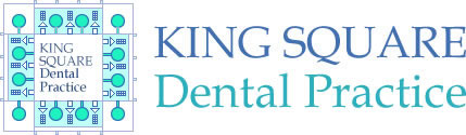 King Square Dental Practice Logo